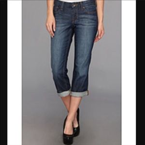 Lucky Brand Anti Lola Ankle Crop Jeans